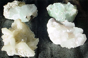 Items Zeolites & Associated Minerals