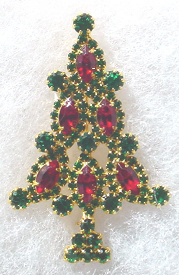 Christmast Tree Pin