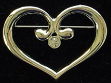 AAI heart pin
