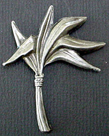 Sheaf of grain pin