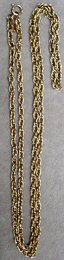 Avon gold chain